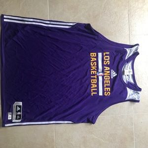 Los Angeles Lakers Official Practice Jersey
